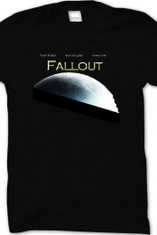 Falout Black T-Shirt