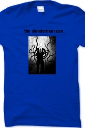 the slenderman can shirt