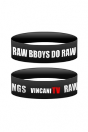 Raw BBoys Do Raw Things Wristband