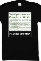 Red-Eyed Creature