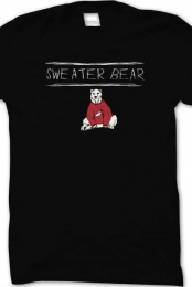 Sweater Bear T-Shirt