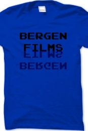 Bergen Films logo (Blue)