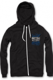 Secret British Accent Society Hoodie