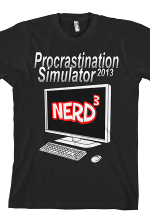 Procrastination Simulator 2013