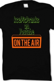 KCEpicPranks On The Air Shirt