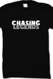 Chasing Legends Logo Tee