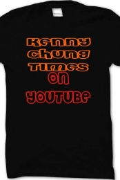KennyChungTimes Black Shirt