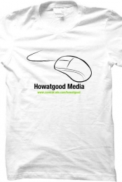 Howatgood Media T-Shrit