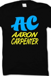 Aaron Carpenter Tee