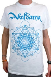 Metatron's Cube (White)