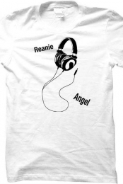 Reanie Angel Tee white
