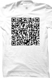 T-shirt Qrcode Official !