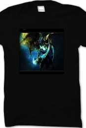Illidan screen tee