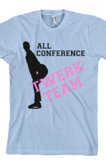 All Conference Twerk Team