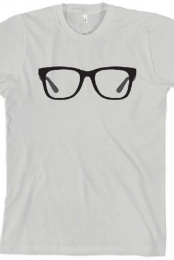 Hipster Glasses in Gray