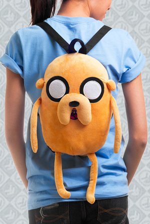 Jake Plush Mini Backpack