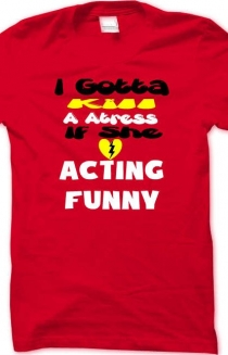 Acting Funny