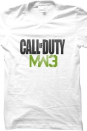Call of Duty Modern Warfare 3 Shirt (White)