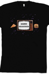 Danny Marathon - Space Pizza (American Apparel)