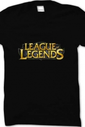 League of Legends Shirt (Black)