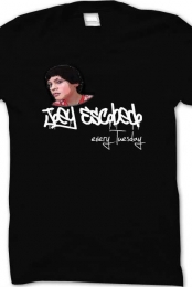 Joey Escobedo Black T-Shirt