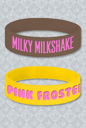 Dessert Wristband Package