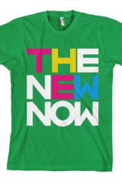 The New Now (Green) (Unisex)