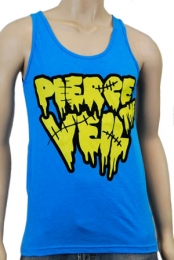 Stitches Tank (Blue)