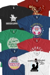 Dispatch 3 Shirt Grab Bag