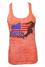 American Mud Race Tank Top (Orange)