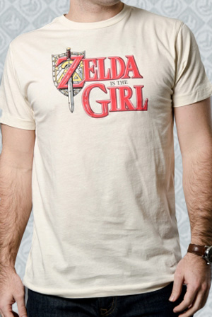Zelda Is The Girl