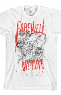 Blood Vessel Tee (White)
