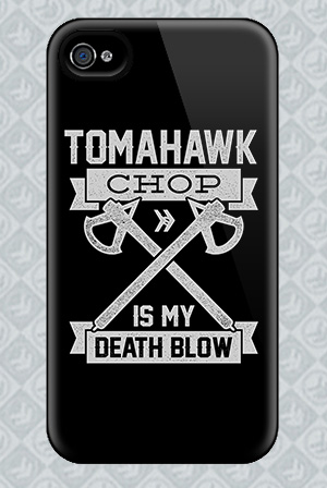 Death Blow iPhone 4/4s Hard Case
