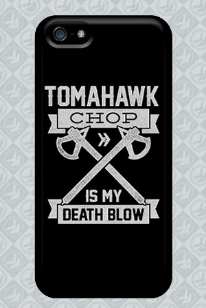 Death Blow iPhone 5/5s Hard Case