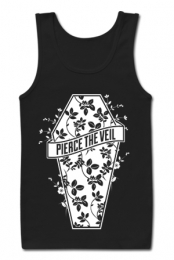 Coffin Tank (Black)