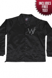 SWS Windbreaker + Free Feather Tee
