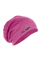 Tea Party Beanie