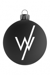 W Logo Ornament