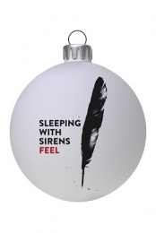 Feel Ornament