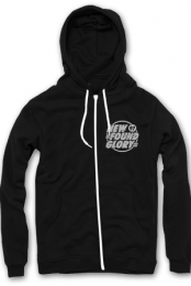 Race Zip-Up (Black)