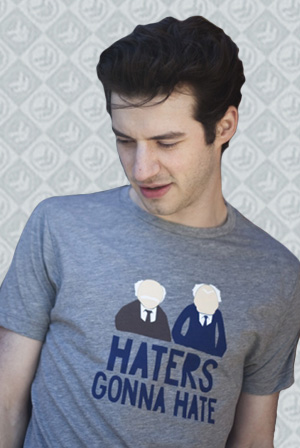 Haters Gonna Hate Tee