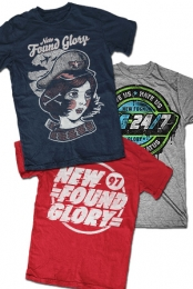 Pilot + Race + 24-7 T-Shirt Bundle