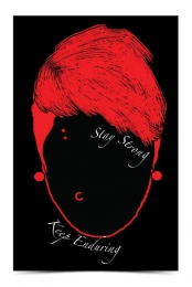 Stay Strong 11x17 Poster