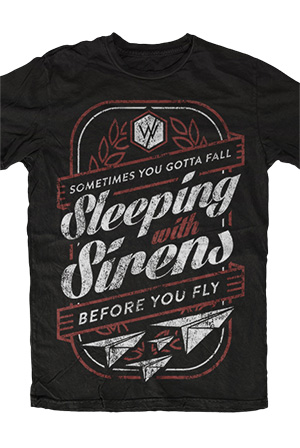 Before You Fly Tee