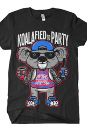 Koalafied Tee (Black)