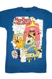 Adventure Time Tee (Blue)