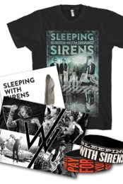 Suit & Tie Tee + Double-Sided Poster + Liar You'll Pay For Your Sins Wristband