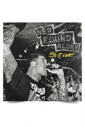 Kill It Live Vinyl (Black/Yellow)