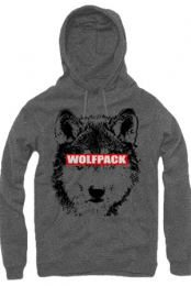 Grey Wolf Pullover