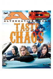 224 Taste Of Chaos Sub Cover (3/07)